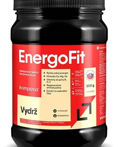 EnergoFit - Kompava 500 g Citrón+Limetka