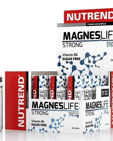 MagnesLife Strong - Nutrend 20 x 60 ml.