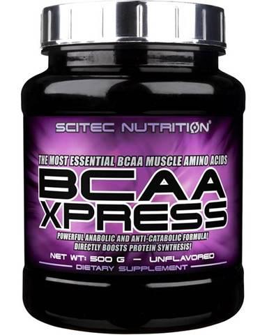 BCAA Xpress Neutral - Scitec Nutrition 500 g neutral