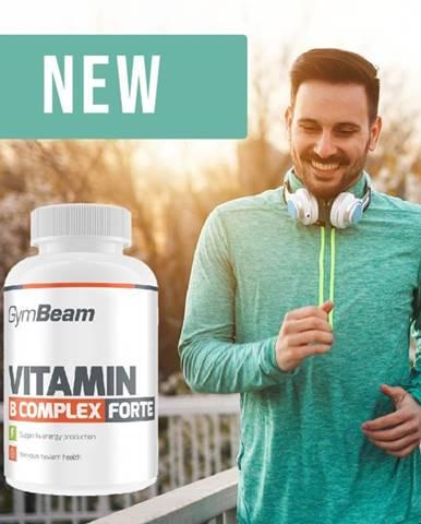 Vitamin B Complex Forte - GymBeam 90 tbl.
