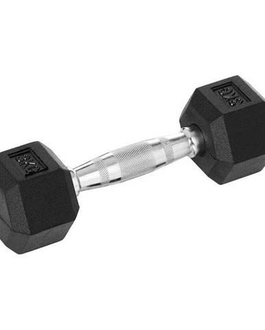Šesťhranná činka inSPORTline Hexsteel 3 kg