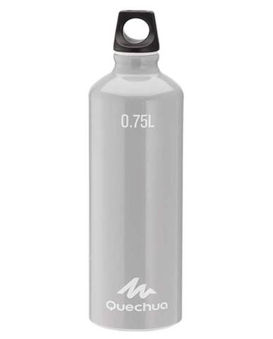QUECHUA Hliníková Fľaša 100 0,75 L