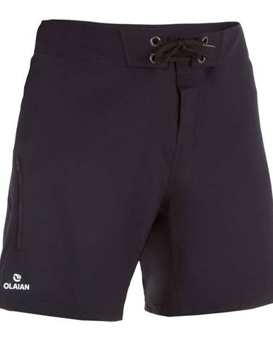 OLAIAN šortky 500 Uni Full čierne