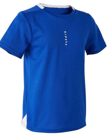KIPSTA Tričko F100 Modré
