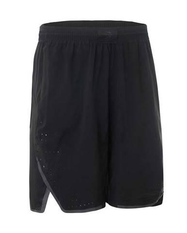 TARMAK Pánske šortky Sh900 čierne