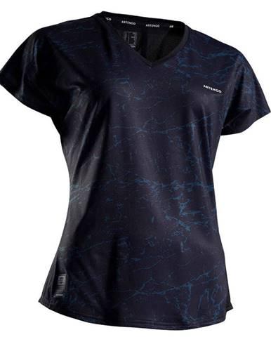 ARTENGO Tričko Ts Soft 500 čierne
