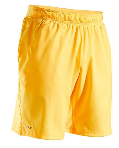 ARTENGO Pánske šortky Dry Tsh 500 žlté