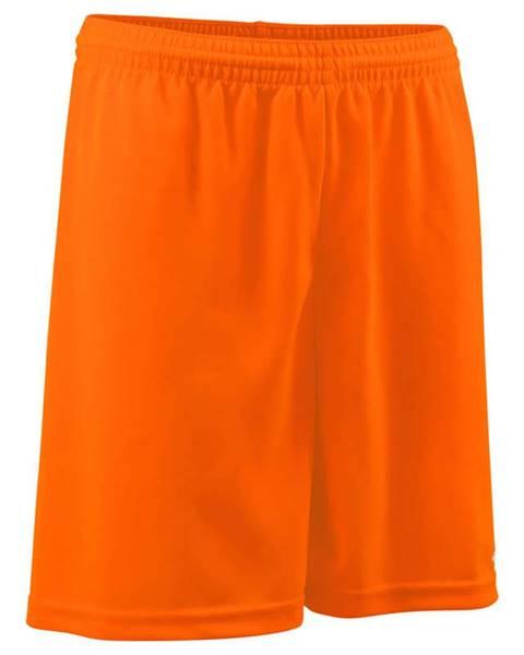 KIPSTA KIPSTA šortky F100 Oranžové