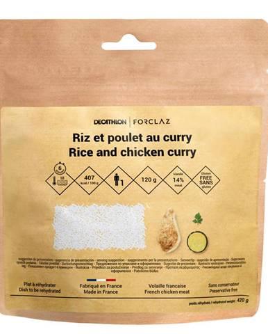 FORCLAZ Dehydratovaný Pokrm Ryža Kura