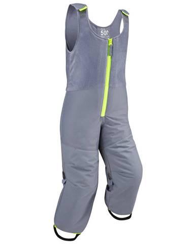 WEDZE Lyžiarske Nohavice 500 Pnf