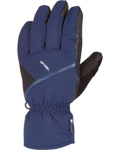 WEDZE Lyžiarske Rukavice 500 Modré