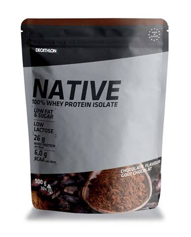 DOMYOS Proteín Whey Native čoko 900 G
