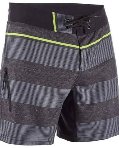 OLAIAN Boardové šortky 500c Lineblack