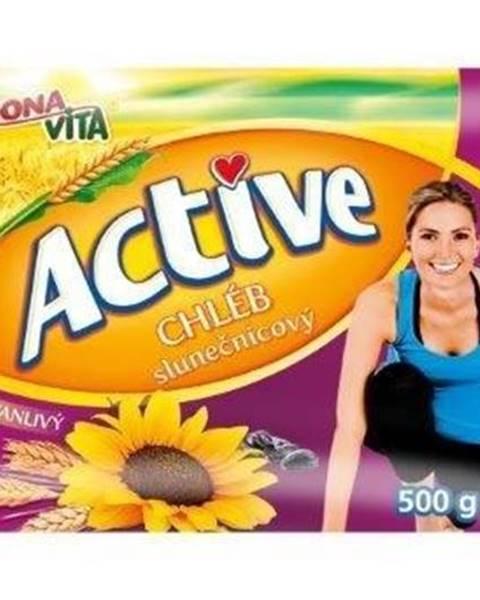 Bona Vita Bona Vita Trvanlivy chlieb Active slnecnicovy 500 g
