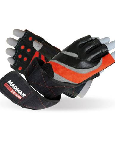 MADMAX Fitness rukavice Extreme 2nd Edition  S
