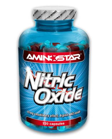 Aminostar Nitric Oxide 120 kapsúl