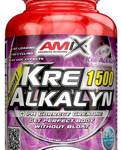 Amix Kre-Alkalyn 1500 120 kapsúl
