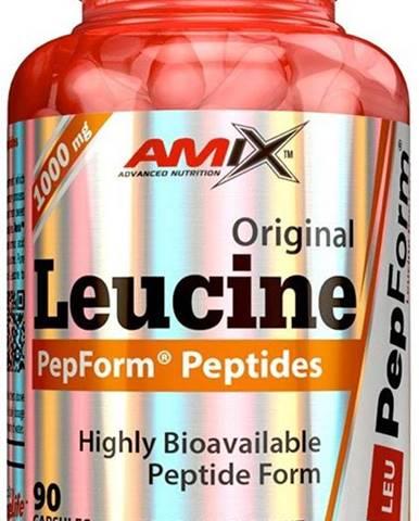 Amix Leucine Pepform Peptides 90 kapsúl
