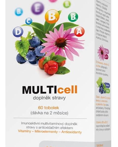 MycoMedica MycoMedica Multicell 60 kapsúl