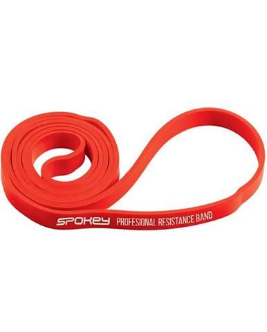 Spokey Power II odporová guma 15-23 kg variant: červená