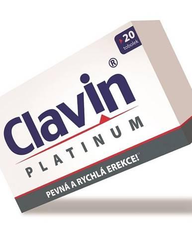Clavin Platinum 20 kapsúl