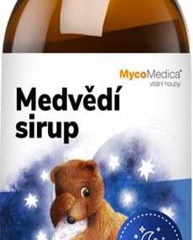 MycoMedica MycoBaby medvedí sirup 200 ml