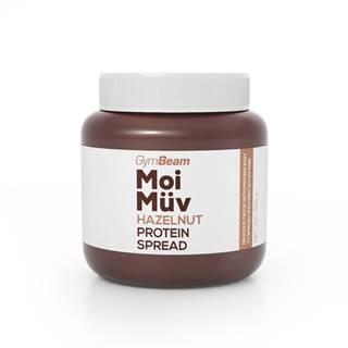 GymBeam Proteínová nátierka MoiMüv 400 g milky