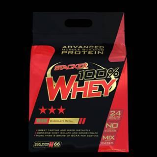 Stacker 2 Proteín 100% Whey 2000 g čokoláda