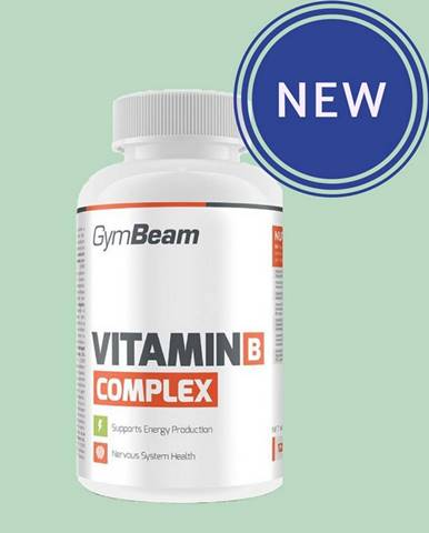 Vitamin B-Complex - GymBeam 120 tbl.