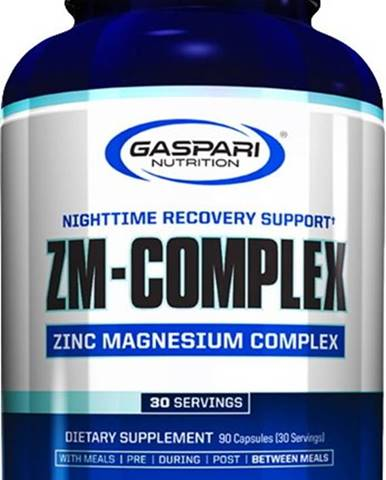 ZM-Complex - Gaspari Nutrition 90 kaps.