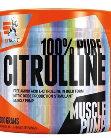 Citrulline 100 % Pure Powder - Extrifit 300 g Natural