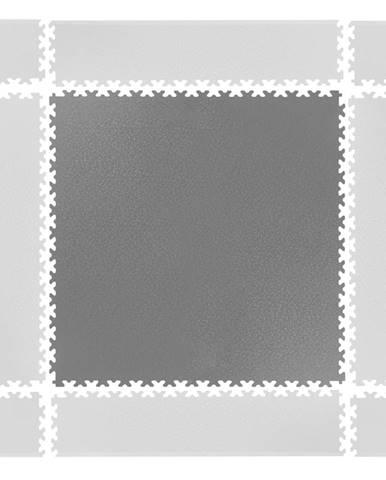 Puzzle záťažová podložka inSPORTline Simple sivá