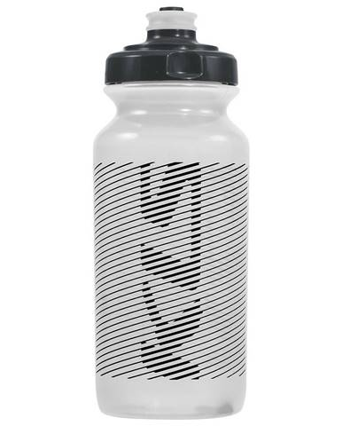 Cyklo fľaša Kellys Mojave Transparent 0,5l White