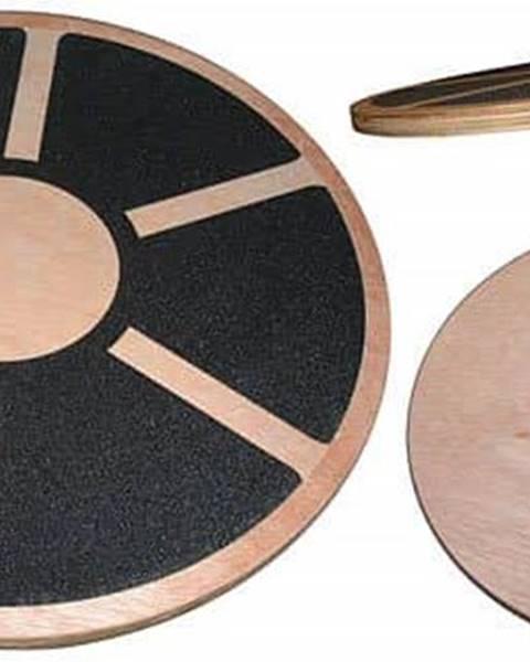 Acra ACRA Dřevěná balanční deska CAA07