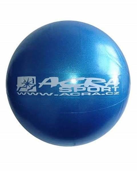 Acra ACRA Míč OVERBALL 30 cm, modrý