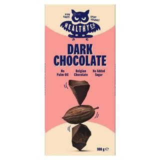 HealthyCo Chocolate 100 g horká čokoláda