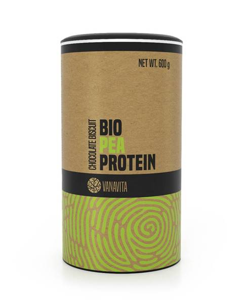 VanaVita VanaVita BIO Hrachový proteín 500 g