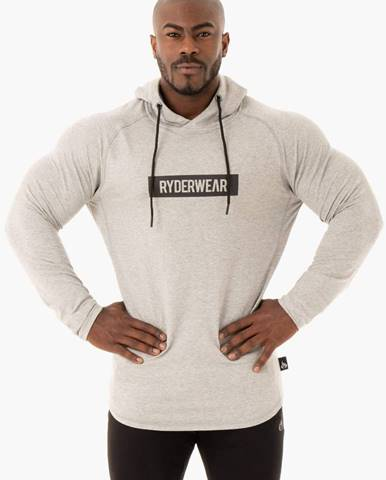 Ryderwear Pánska mikina Base Grey  S