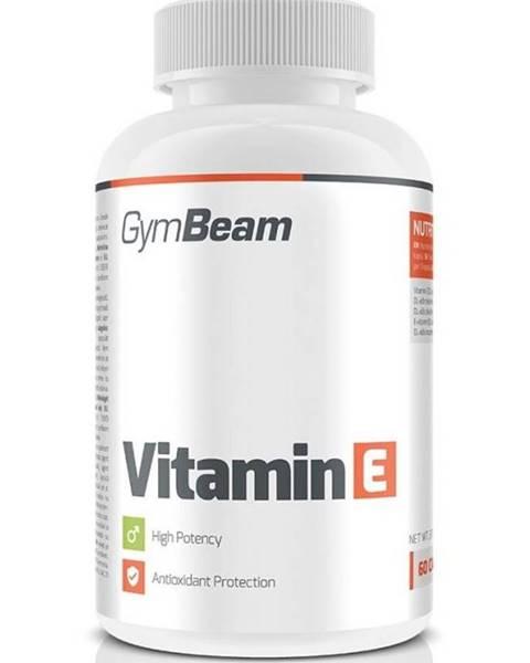 GymBeam Vitamin E - GymBeam 60 kaps.