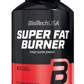 Super Fat Burner - Biotech USA 120 tbl.