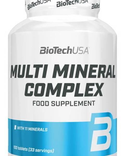 Biotech USA Biotech Multimineral Complex 100 tabliet