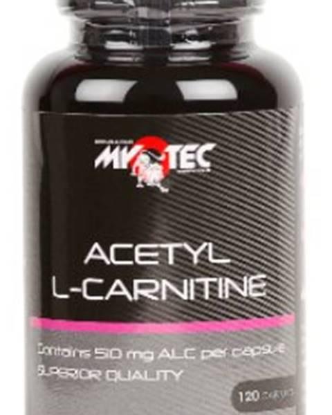 Myotec Myotec Acetyl L-Karnitín 120 kapsúl
