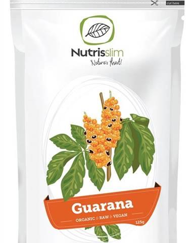 Nutrisslim BIO Guarana Powder 125 g