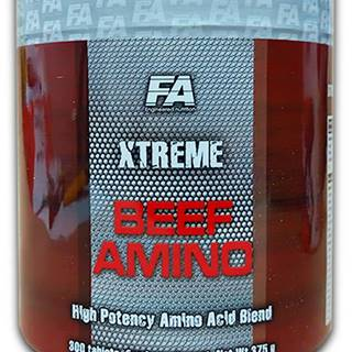 Fitness Authority XTreme Beef Amino 300 tabliet