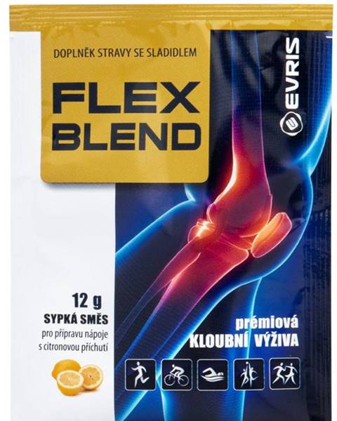 Evris Evris Flex Blend 12 g variant: citrón