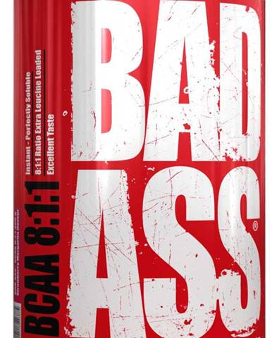 BAD ASS BCAA 8:1:1 400 g variant: citrón - limetka