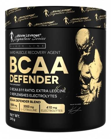 Kevin Levrone BCAA Defender 245 g variant: pomaranč