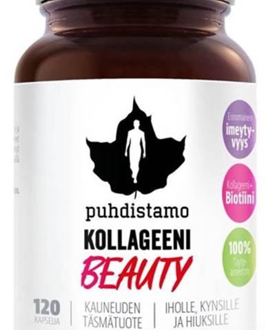 Puhdistamo Collagen Beauty (Kolagénové peptidy Verisol) 120 kapsúl