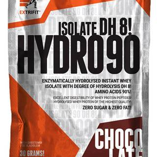 Extrifit Hydro Isolate 90 30 g variant: čokoláda