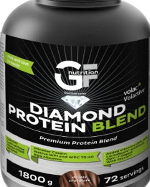 GF Nutrition GF Nutrition Diamond Protein Blend 1800 g variant: čučoriedka - jogurt